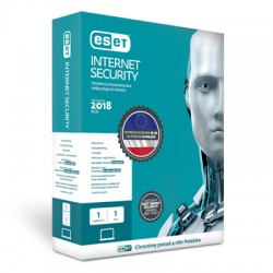ESET Internet Security na 1 rok