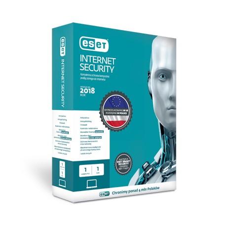 Przedłużenie licencji ESET Internet Security na 2 lata
