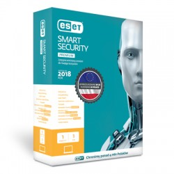 Przedłużenie licencji ESET Smart Security Premium na 3 lata