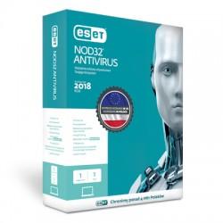 ESET NOD32 9 Antivirus 1 stanowisko na 2 lata