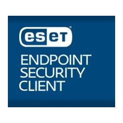 Przedłużenie ESET Endpoint Security na 1 rok - 10 stanowisk